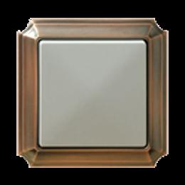 89古铜+白键